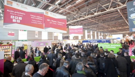 Le salon sandwich snack show 2011 a fait le plein for Salon porte de versailles restauration
