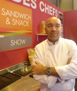 Jacques pourcel la gastronomie entre deux tranches de pain for Salon sandwich and snack show