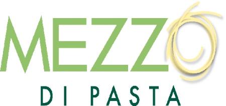 Mezzo Di Pasta Menu Mexico