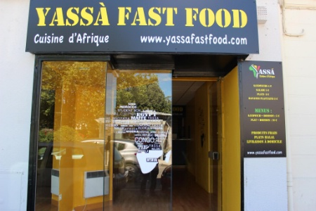 Fast Food Ouvert  Aout