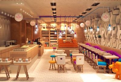 Ouverture du premier fast food marocain en france for Salon du fast food