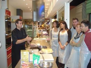 Philippe lechat le toqu des halles - Cours de cuisine lyon bocuse ...