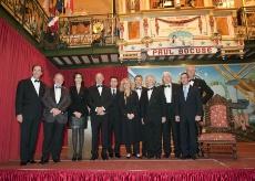 Les grandes tables du monde en congr s lyon for La fourchette annecy