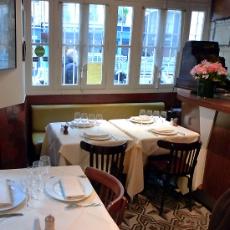 Chez La Vieille Adrienne Paris Restaurant
