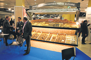 Pr parer votre visite au sandwich snack show for Salon sandwich and snack show