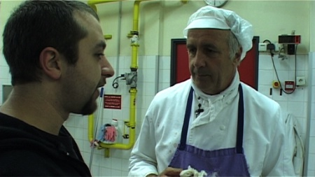 Le chef matthieu toucas prend la cam ra pour slow food france - Restauration collective salon de provence ...