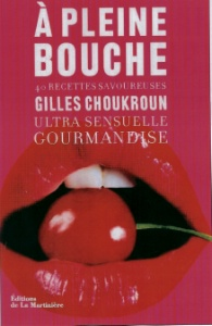 Une cuisine sensuelle non consensuelle for Mbc gilles choukroun