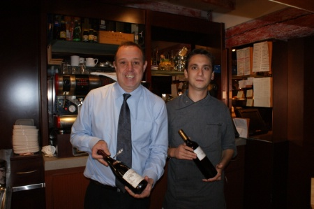 La table du sommelier se d cline en trois propositions - Restaurant la table du sommelier albi ...