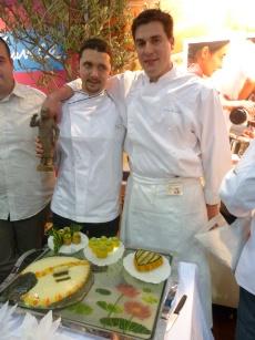 Romain rivier remporte la 2e dition du troph e national for Cuisinier loiseau