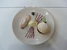 Ghislain moureaux lu meilleur cuisinier de collectivit for Cuisinier collectivite 86