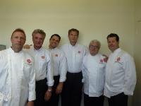 Cuisine Solutions monte des concepts de restauration dans . AGRO . p1040074