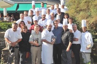 39 les toqu s de la sarthe 39 sortent un livre for Restaurant ricordeau