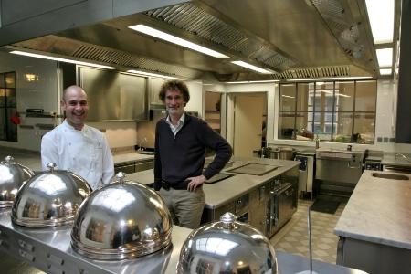 Une cuisine toute neuve pour la mirande - Restaurant la mirande avignon ...