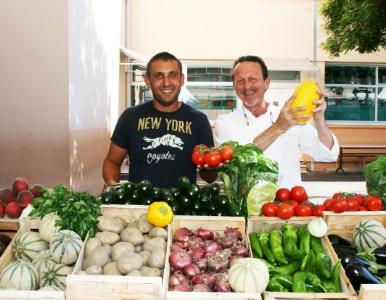 St phane raimbault cuisine pour la premi re cantine for Materiel cantine collective