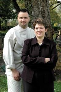 Olivier Et Maryline Delbergues A La Table 101