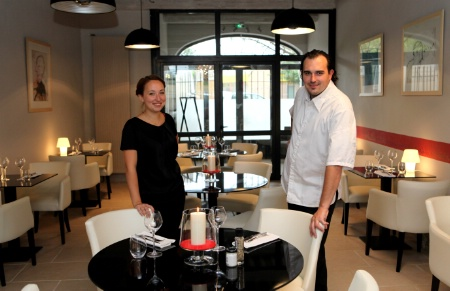 La table 2 julien prend une nouvelle direction - Restaurant la table de bruno saint maximin ...