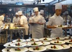 equip 39 h tel le resto des chefs valorise le duo salle cuisine