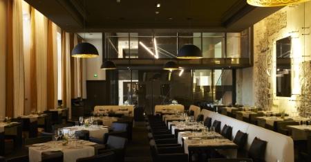 Lionel l vy pr pare l 39 ouverture de l 39 alcyone - Restaurant une table au sud marseille ...