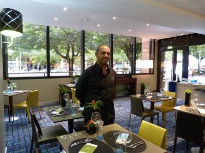 Restaurant Pullman Toulouse