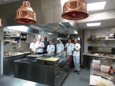 La compagnie fran aise du textile la restauration italienne for Formation cuisine italienne