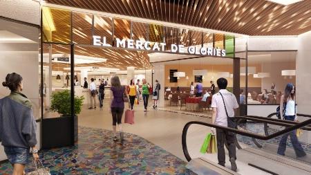 Barcelone accueille le premier fresh for El mercat de les glories
