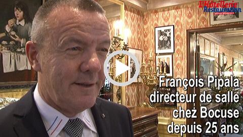 Fran ois pipala l 39 auberge de collonges est un - Directeur de restaurant ...