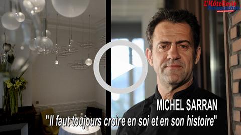 Michel sarran il faut toujours croire en soi et en son for Cuisinier toulouse