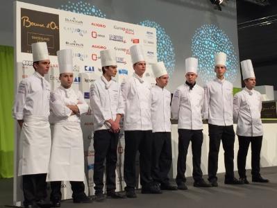 Filipe fonseca pinheiro remporte le bocuse d 39 or suisse - Commis de cuisine suisse ...