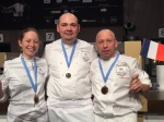 Laurent Lemal arrive 4e au Bocuse d'or Europe