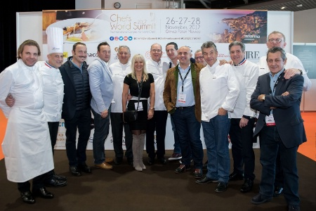 Chefs World Summit.