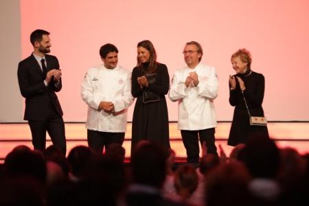 Laurent Petit et Mauro Colagreco décrochent 3 étoiles au guide Michelin 2019.