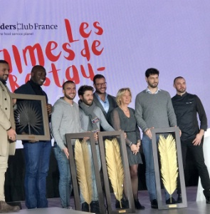 Les Palmes d'or de la restauration 2019.