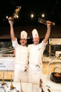 Philippe Brizet et Laurent Pizano, l