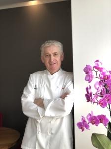 À L'Anthocyane, Marc Briand propose une cuisine gourmande et pointue.