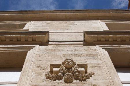 Hôtel Richer de Belleval  à Montpellier que Laurent et Jacques Pourcel devraient ouvrir en 2020.