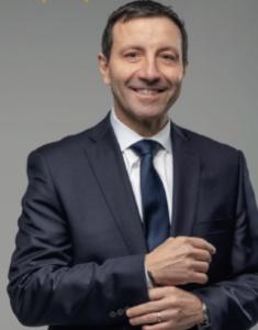 Olivier Voarick, nouveau directeur général de la Maison Lenôtre.