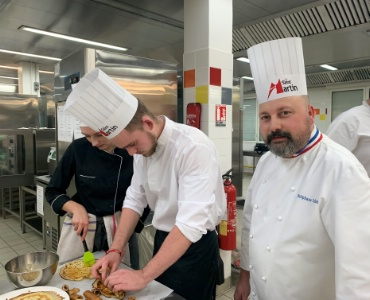 Stephane Collet Prof Et Mof