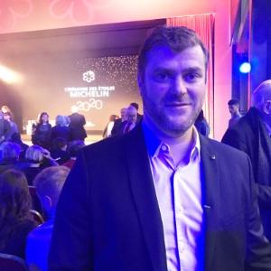 Christopher Coutanceau décroche la 3e étoile Michelin à La Rochelle.