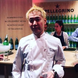 Kei Kobayashi, nouveau 3 étoiles Michelin au restaurant Kei à Paris.