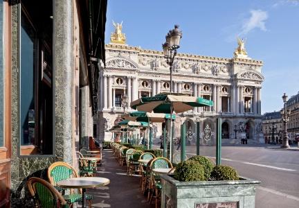 Le Café de la Paix rouvrira début 2021.