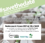 "METRO France organise le mardi 16 mars son colloque ""Mon restaurant passe au durable"" en 100% digital"