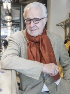 Alain Ducasse, chef étoilé et inspiré : ici, lors de l