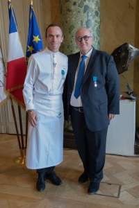 Christophe Hay et Maurice Leroy.