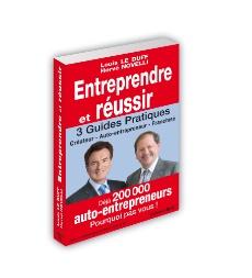 Entreprendre et r ussir donne toutes les cl s pour for Creer petite entreprise