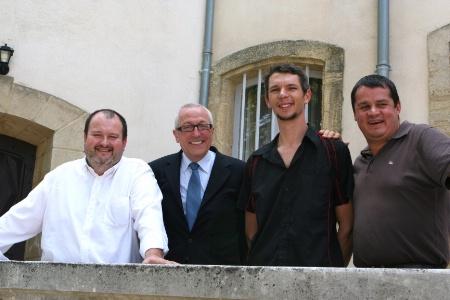 rencontres gourmandes vaison 2013 Saint-Joseph