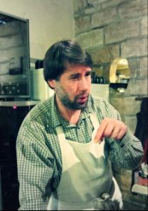 Laurent maire cuisinier alternatif for Cuisinier nancy