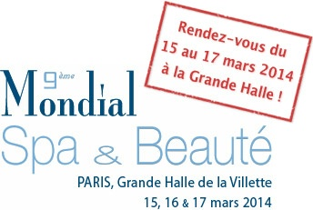 Mondial spa beaut 2014 le made in france est l 39 honneur for Salon du bien etre paris