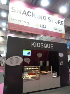 Sandwich snack show 2014 focus sur le 39 snacking store 39 for Salon sandwich and snack show