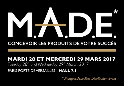 Mdd expo devient m a d e et se d roulera les 28 et 29 for Salon e marketing porte de versaille