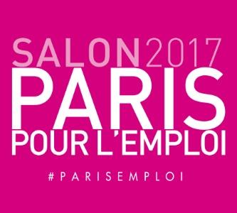 Salon paris pour l 39 emploi du 5 au 6 octobre prochain for Salon pour l emploi